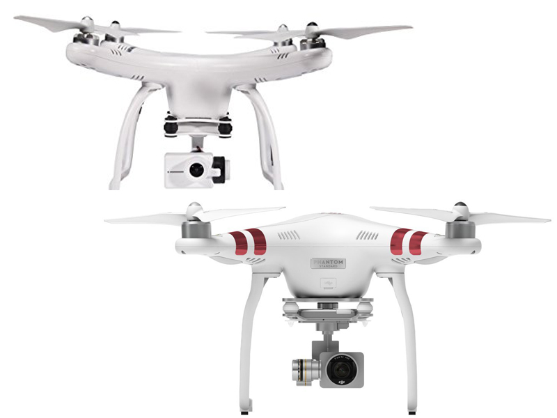 Today This Article Will Discuss Between Drone Products Upair One Versus DJI Phantom 3 Standard