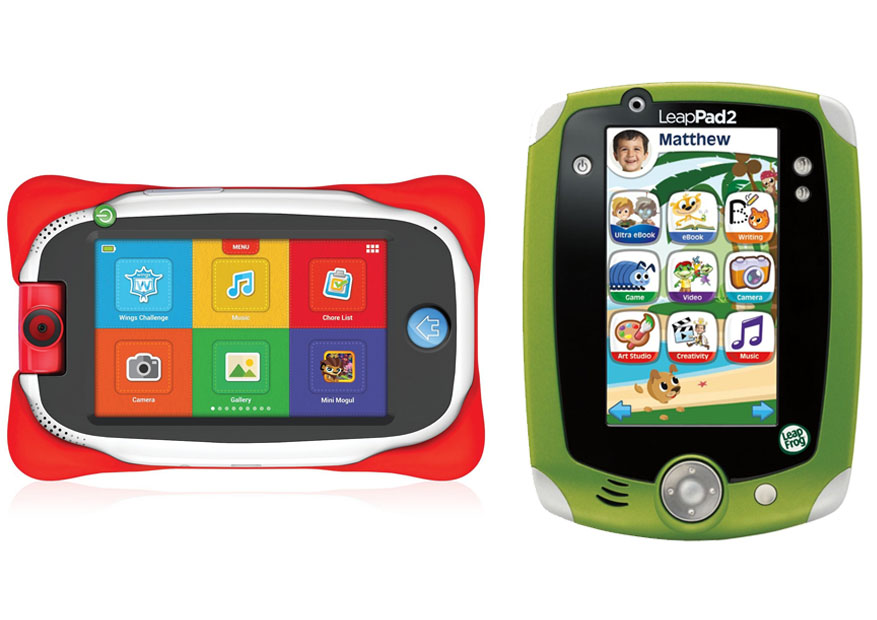 """Make sure this fits by entering your model number.; The LeapFrog LeapPad Platinum tablet features a 7"""" hi-res multi-touch capacitive screen with sharp, crisp graphics, a fast and powerful processor and a ."""